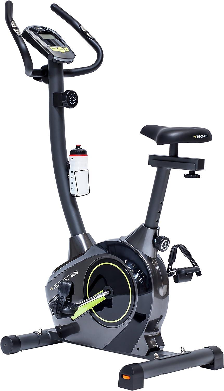 TechFit B380 Bicicleta estática de Ejercicio, Magnética, Máquina ...