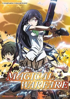 魔法戦争 DVD