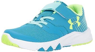 a688e7cc853cf Under Armour Kids' Girls' Grade School Primed 2 Adjustable Closure Running  Shoe