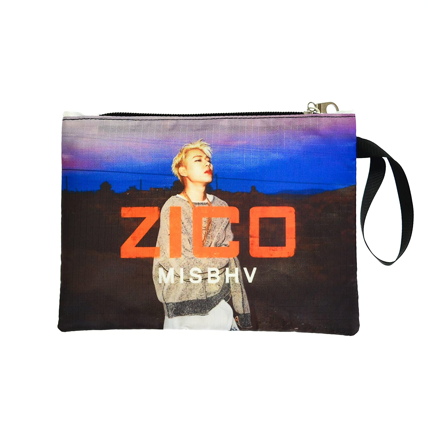 Kpop Zico bags pouch 379