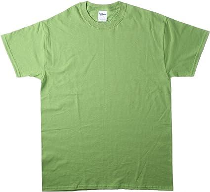 334c58c2fbe14d Gildan Heavy Cotton Adult Tm T-Shirt: Amazon.co.uk: Clothing