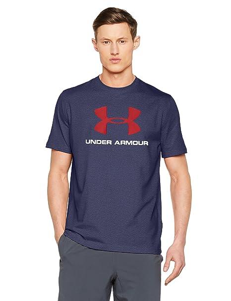 c0cae078726 Under Armour Cc Sportstyle Logo Camiseta de Manga Corta