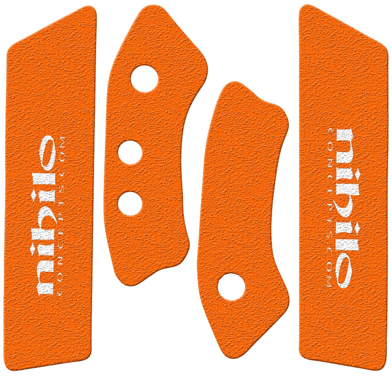 Nihilo Concepts NFFGATV-B Blue Frame Grip Tape