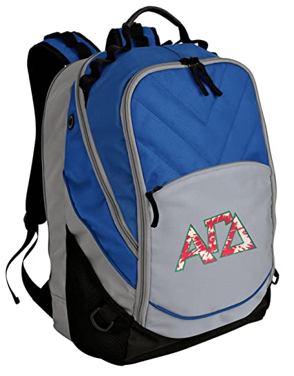 Image Unavailable. Image not available for. Color  Broad Bay Alpha Gamma  Delta Backpack AGD Sorority Computer Bag fbbc9a1c20