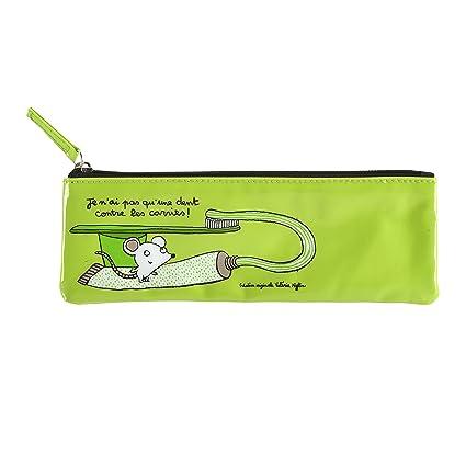 DLP bolsa de almacenamiento para de cepillos de dientes, diseño con ratón y en el