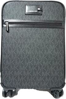 86cdf7fe2996 ... best michael kors signature travel trolley rolling carry on suitcase  44a17 c84ba