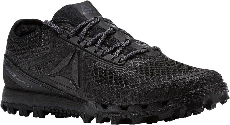 Reebok at Super 3.0 Stealth, Chaussures de Trail Femme, Noir