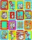 Eureka Dr. Seuss Lenticular Stickers