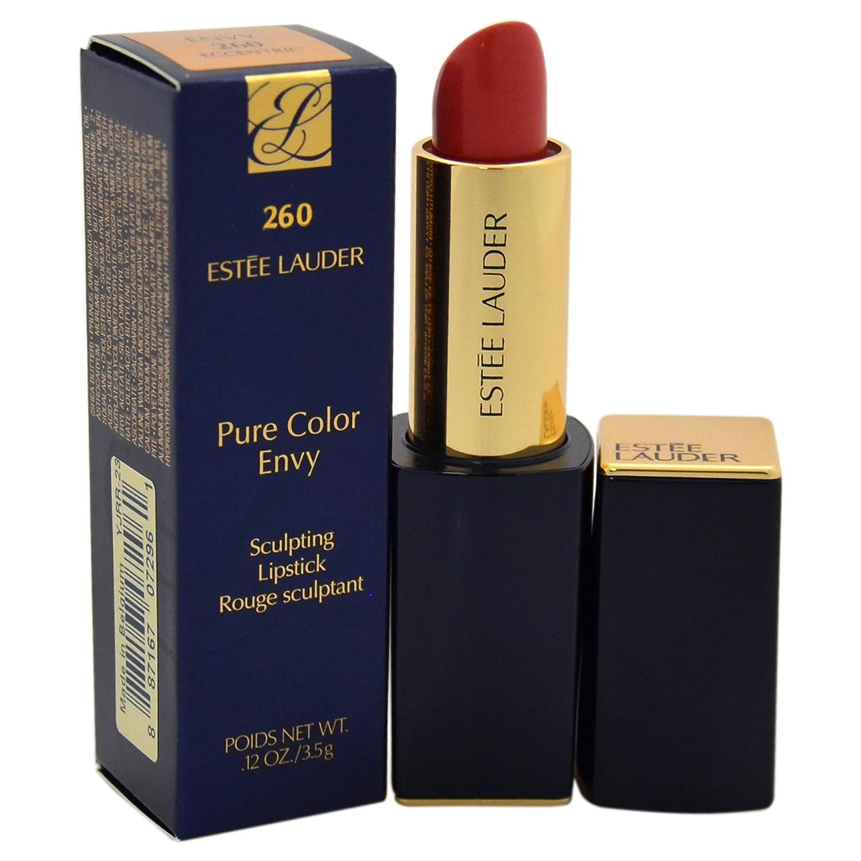 エスティローダー Pure Color Envy Sculpting Lipstick - # 260 Eccentric 3.5g/0.12oz [海外直送品] B00MDXYJ4K