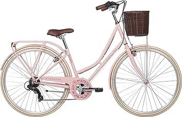 Kingston - Bicicleta Clásica de Ciudad Tradicional para Mujer ...