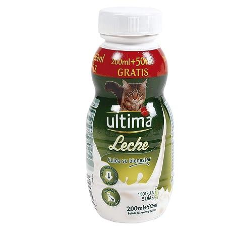 Ultima Leche para Gatos - 250 gr