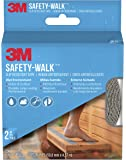 3M Safety-Walk Gray Indoor/Outdoor Tread, 2-Inch by 180-Inch