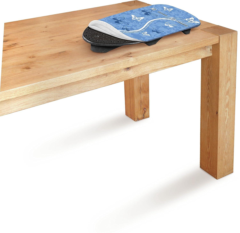 Leifheit Airboard - Tabla De planchar de compuesto, 73x30 cm, color azul: Amazon.es: Hogar