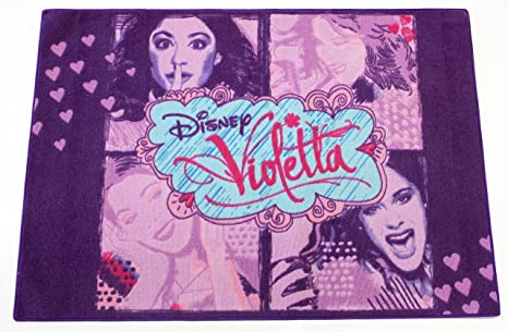 Camerette Disney Violetta : Disney violetta bambini tappeto cm cm amazon casa e