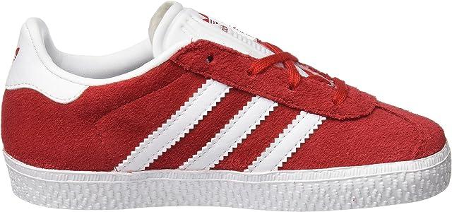 pretty nice e78f2 c7f05 adidas - Gazelle I, Scarpine Primi Passi Unisex – Bimbi 0-24. adidas  Originals Gazelle I, Sneaker Bambino, Rosso (Scarlet), 19 EU