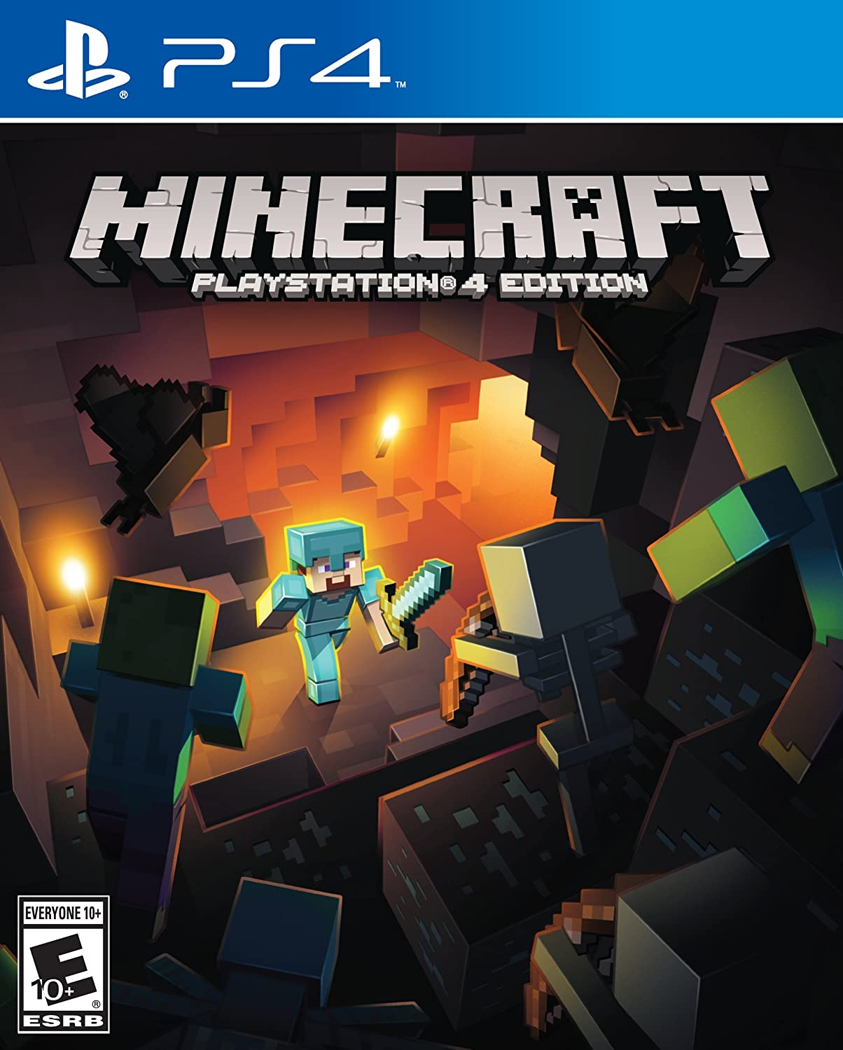 minecraft is the best ps4 game for kids