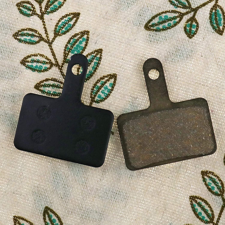 1 par de pastillas de freno de repuesto para E10.11 Aquila Auriga org/ánicas