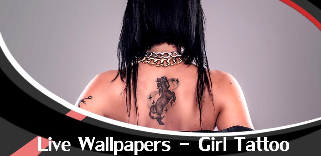 Fondos en vivo - Girl Tattoo: Amazon.es: Appstore para Android