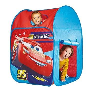best website 2a939 3d62c Worlds Apart Home Disney Cars Pop Up Play Tent: Amazon.co.uk ...