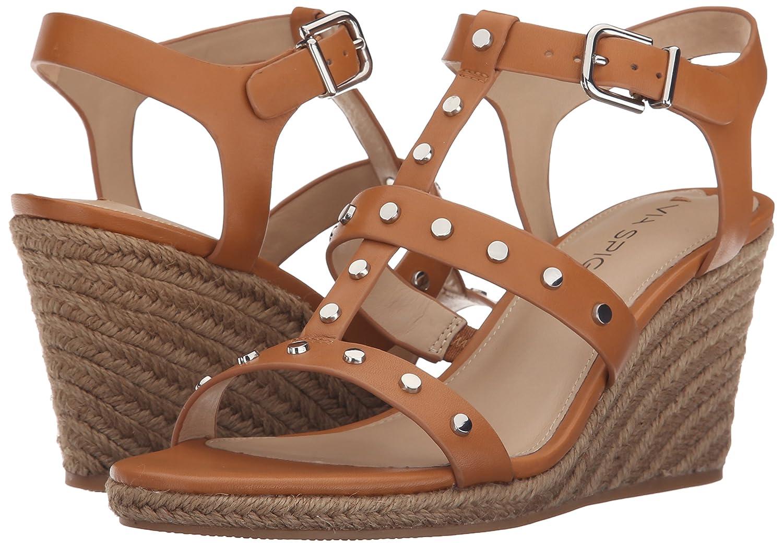 Via Spiga Women's Indya Espadrille Wedge Sandal B017D5VISC 11 B(M) US British Tan