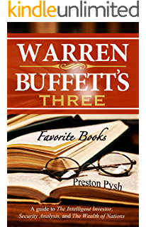 The warren buffett way ebook robert g hagstrom amazon warren buffetts 3 favorite books a guide to the intelligent investor security analysis fandeluxe Choice Image
