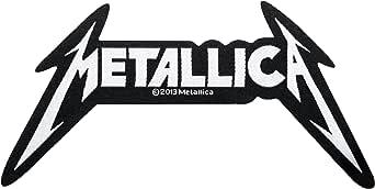 Parche para coser con diseño de Metallica: Amazon.es: Ropa y accesorios