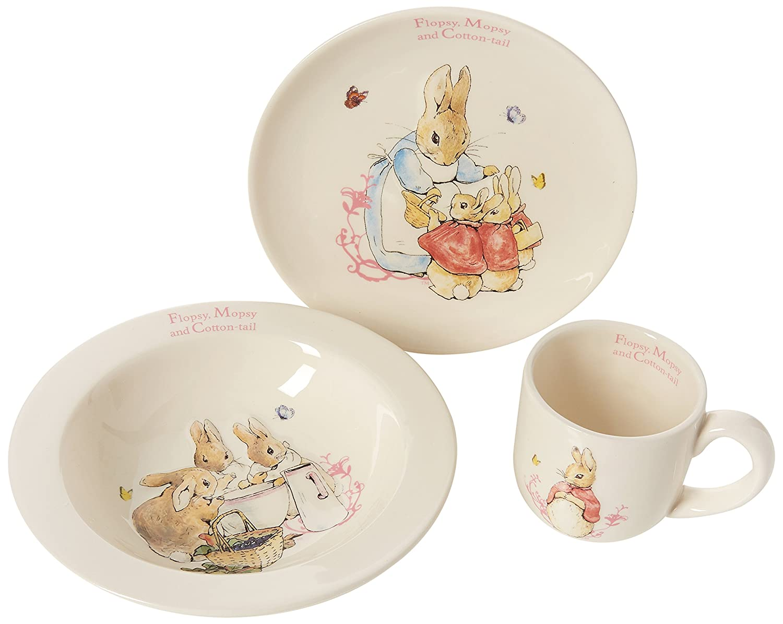 Beatrix Potter Flopsy Mopsy and Cottontail Stationary Set