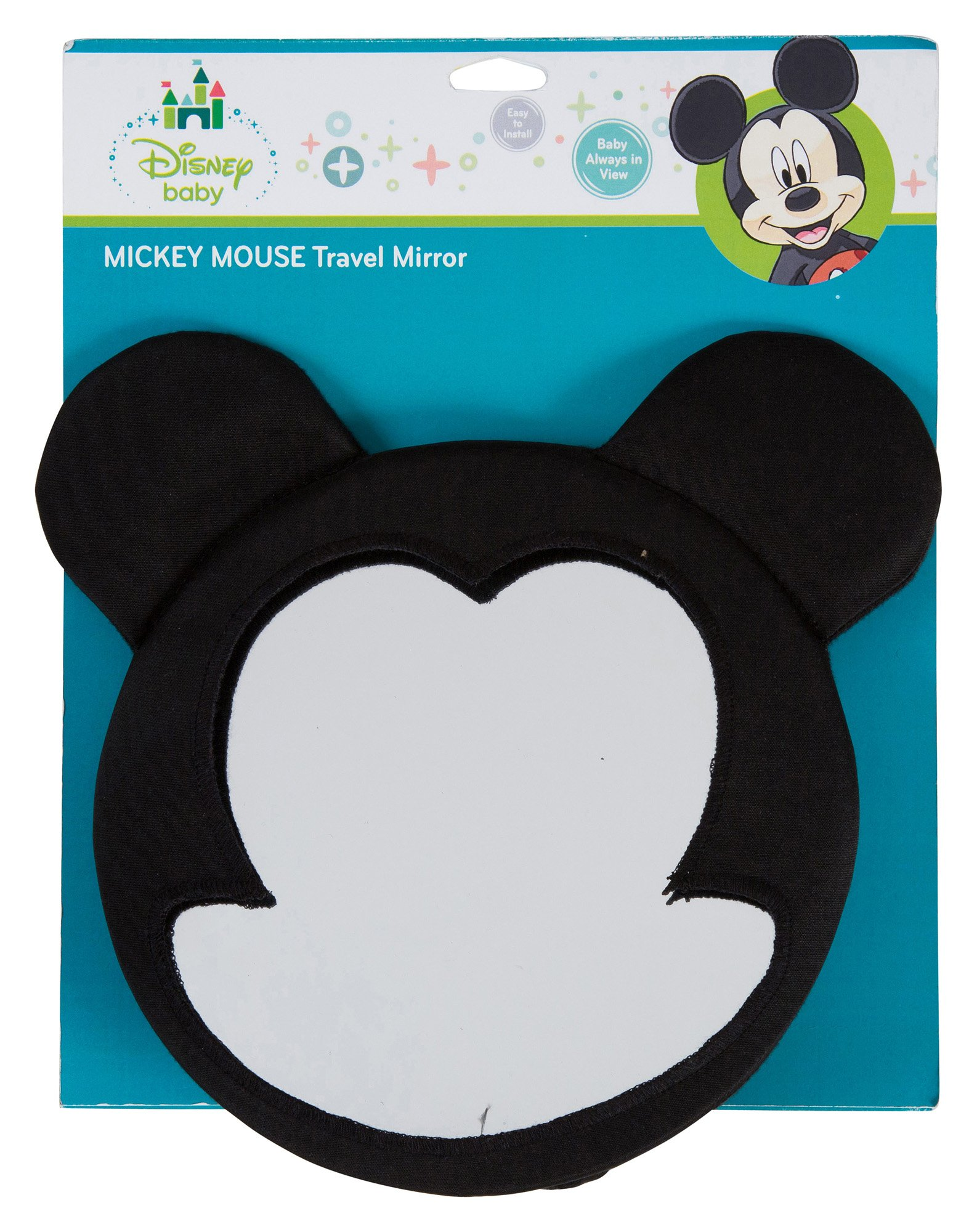 Disney Mickey Mouse Infant Rear Facing Travel Mirror