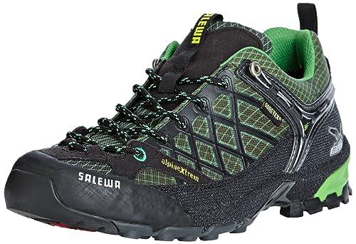 Salewa Ms Firetail Gtx, Zapatillas de Senderismo Hombre, Negro (Black/Bamboo 0916), 45: Amazon.es: Zapatos y complementos