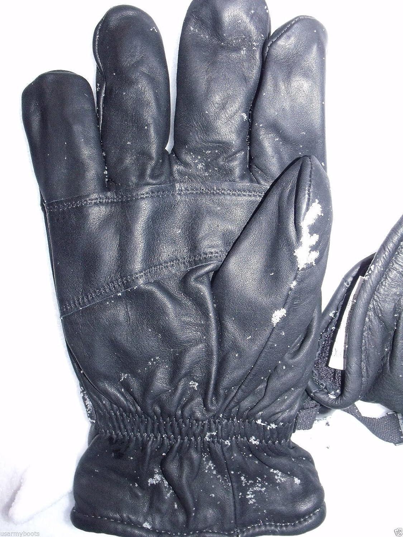 Black leather work gloves nsn - Amazon Com Us Army Military Usmc Black Leather Intermediate Cold Wet Weather Icw Warm High Quality Gloves Hawkeye Glove Xxl 2 Xl 6 Usgi Usa Nsn