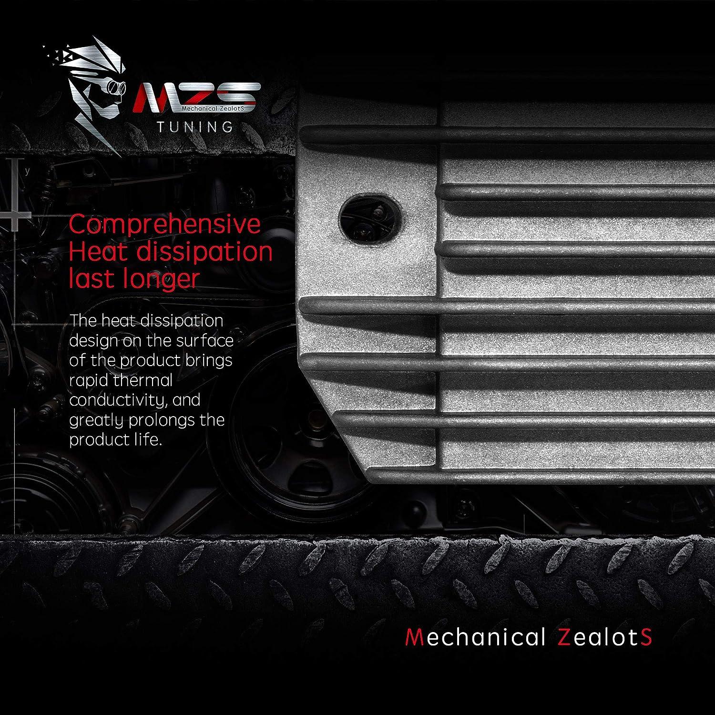Mzs Voltage Regulator Rectifier For Yamaha Yzf R6 06 12 1996 Polaris Sportsman 500 Stator Wiring Diagram Xvs 125 200 650 1100 Rhino 450 660 Kodiak 400 Grizzly 350 600 Fz6r Bt1100