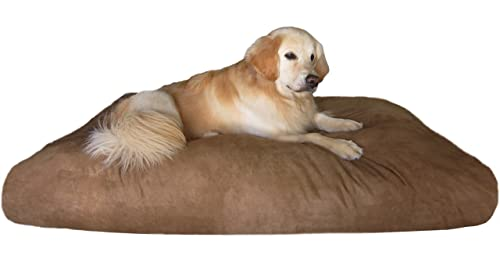 Premium Orthopedic Shredded Memory Foam Dog Bed Review
