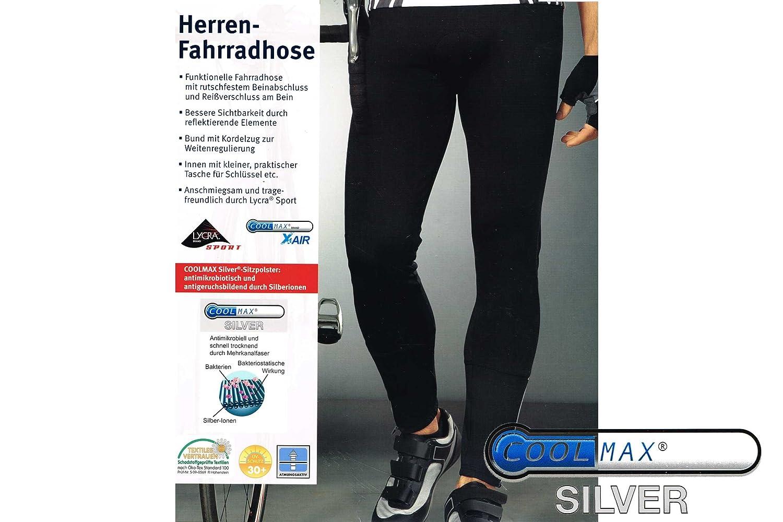 Funktional leicht und komfortabel Crivit Sports/® Herren Fahrradhose