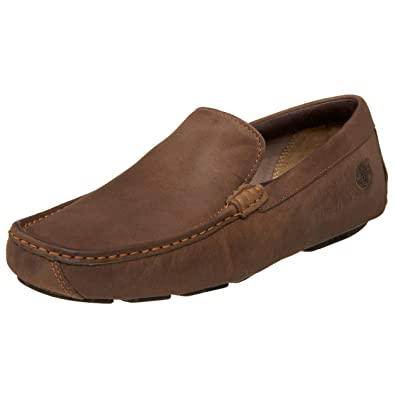 f5941558b6e23 Timberland Men's Onuma Venetian Driver, Brown, UK 10: Amazon.co.uk: Shoes &  Bags