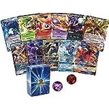 Pokemon Ultra Rare Lot - Random 5 Cards All Ultra Rare! 2 GX 3 V and/or EX Ultra Rare Mix! 1 Coin! Includes Golden Groundhog