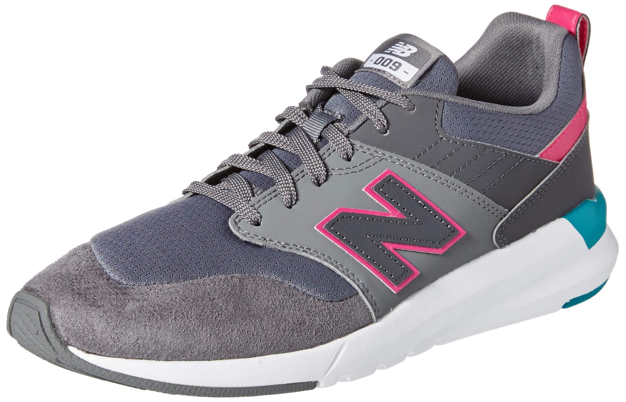 New Balance Women's WS009V1 Sneaker, Castlerock/Magnet, 5.5 M US