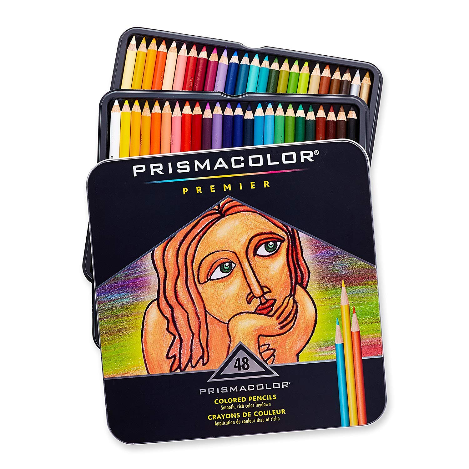 Prismacolor Premier Soft Core Colored Pencils