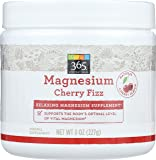 365 Everyday Value, Magnesium Cherry Fizz, 8 oz