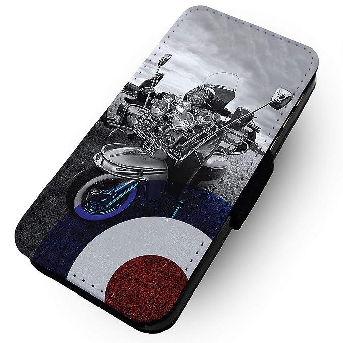 British Mod Scooter iphone case