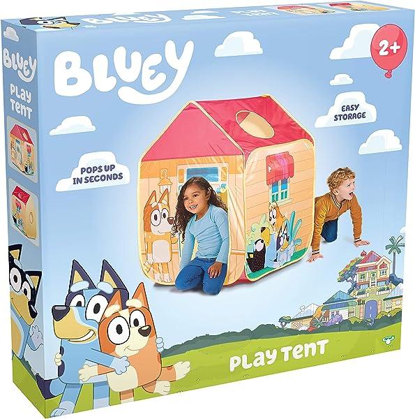 Bluey Pop 'N' Fun Play Ten