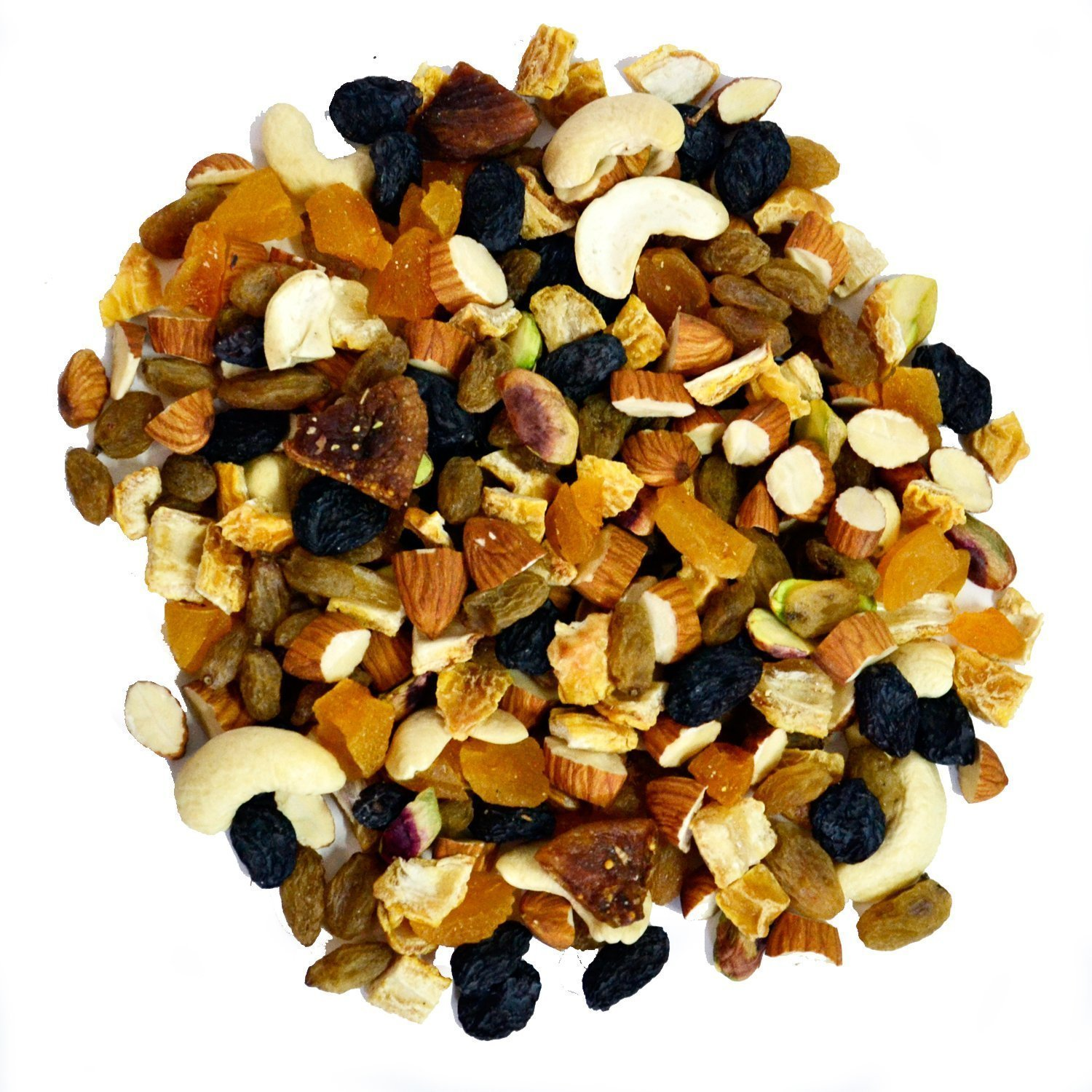Leeve Dry Fruits Mixed Dry Fruits Cut - 200 Gms