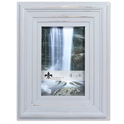 Buy Lawrence Frames 4x6 Austin Weathered Gray Wood Picture Online at ...