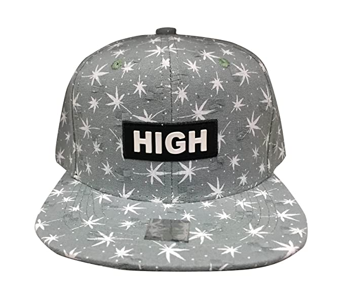 01601277282 Rob sTees High Patch Snapback Hat