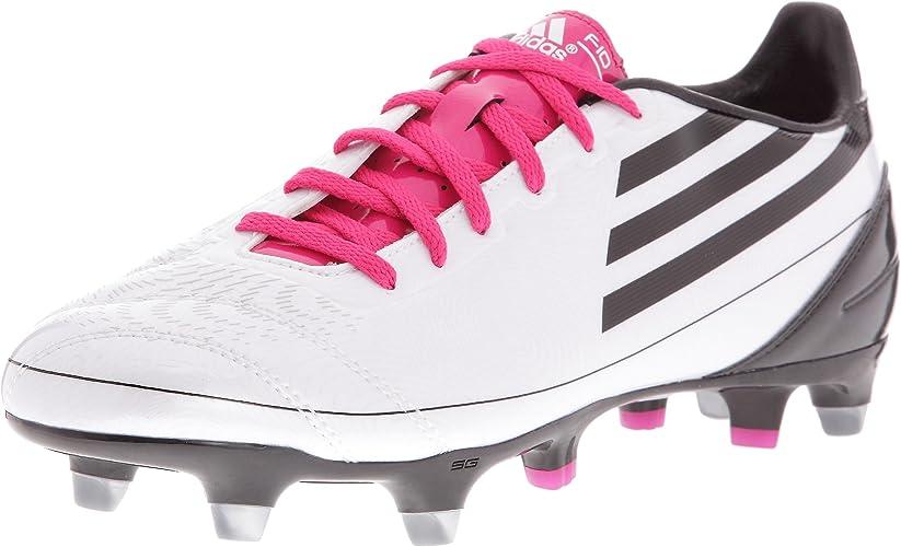 Adidas F10 TRX SG-Botas de fútbol Terreno grasos para Hombre ...