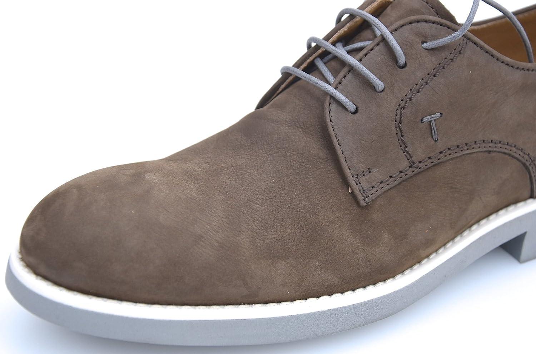 Tod'S Scarpa Sneaker Uomo Pelle Noce Art. Xxm0ox00c23veks604 10 Noce - Nut mKJVgnDgU