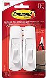Command Large Utility Hooks Value Pack, 7 Hooks & 12 Strips, GP003-7NA