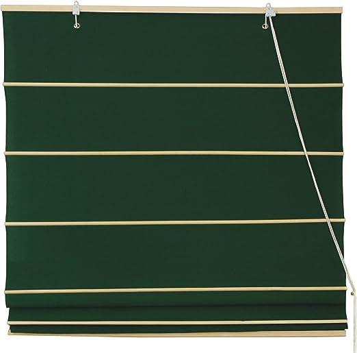 Oriental Muebles algodón Estor, Verde Oscuro (: Amazon.es: Hogar
