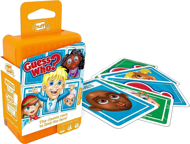 Desconocido Juego de Cartas, para 2 Jugadores (100202004) (Importado): Amazon.es: Juguetes y juegos
