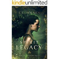 Spirit Legacy (The Gateway Trilogy Book 1) book cover