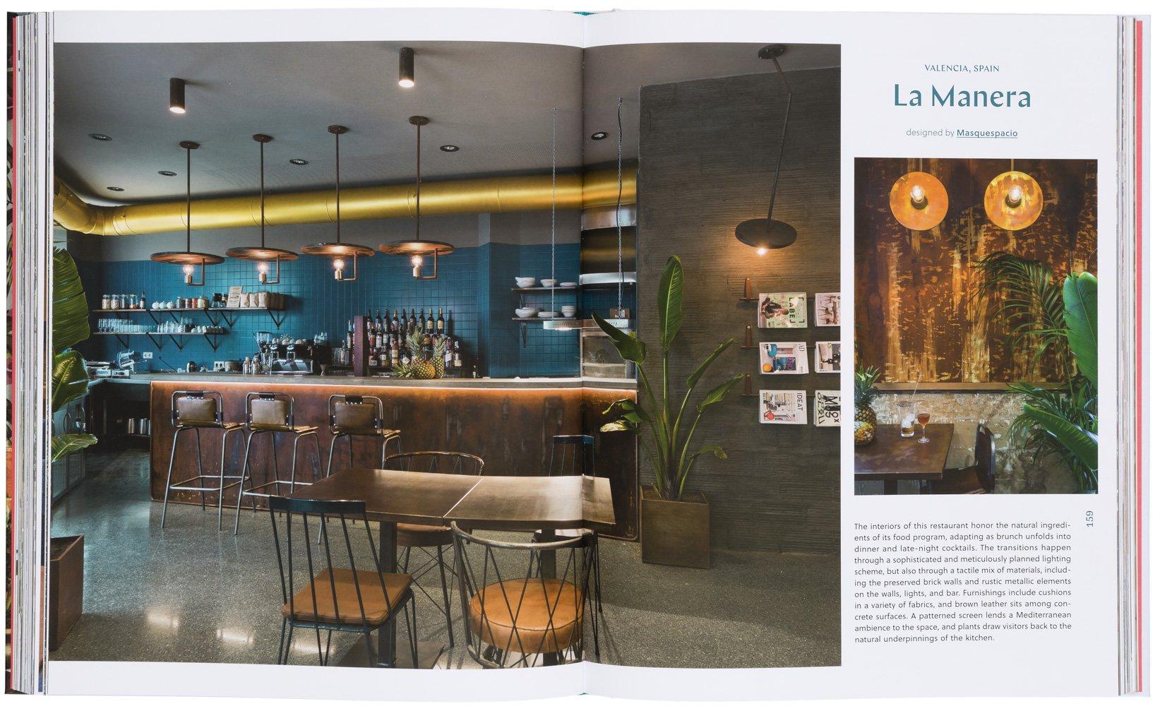 Appetizer: New Interiors for Restaurants and Cafés: Gestalten ...